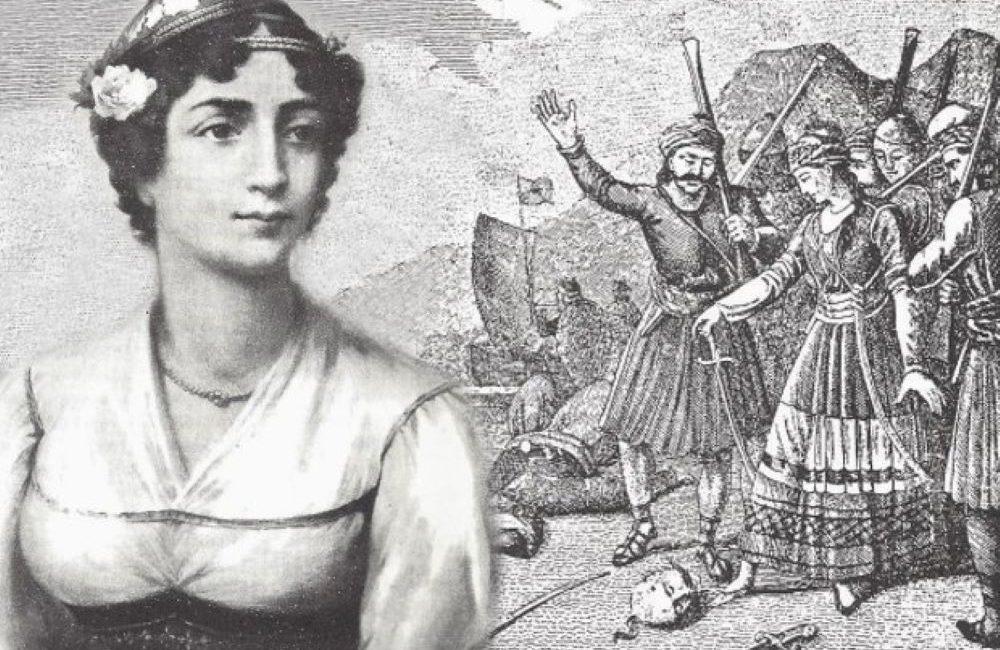 199 χρόνια από την τουρκική απόβαση στη Μύκονο με επικεφαλής την ηρωίδα Μαντώ Μαυρογένη