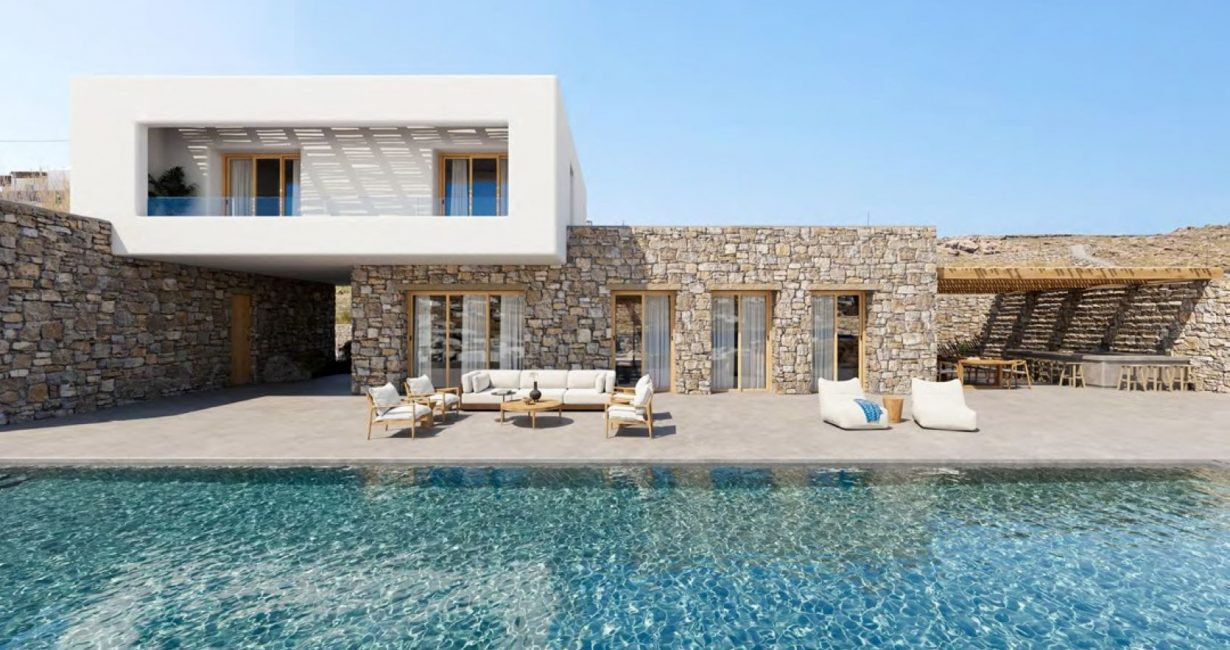 Florios Real Estate: Εδώ θα βρεις την ιδανική βίλα για τις επόμενες διακοπές σου στη Μύκονο