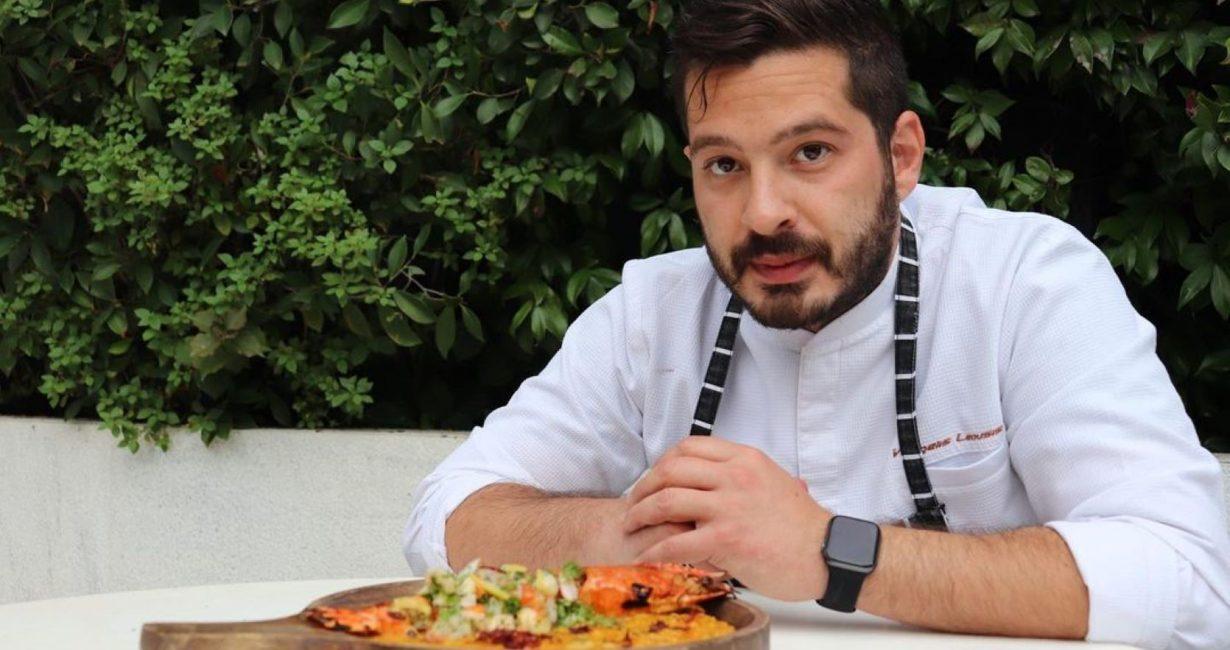 Βαγγέλης Λεούσης: Ο executive σεφ του Cavo Tagoo στο Mykonos Post
