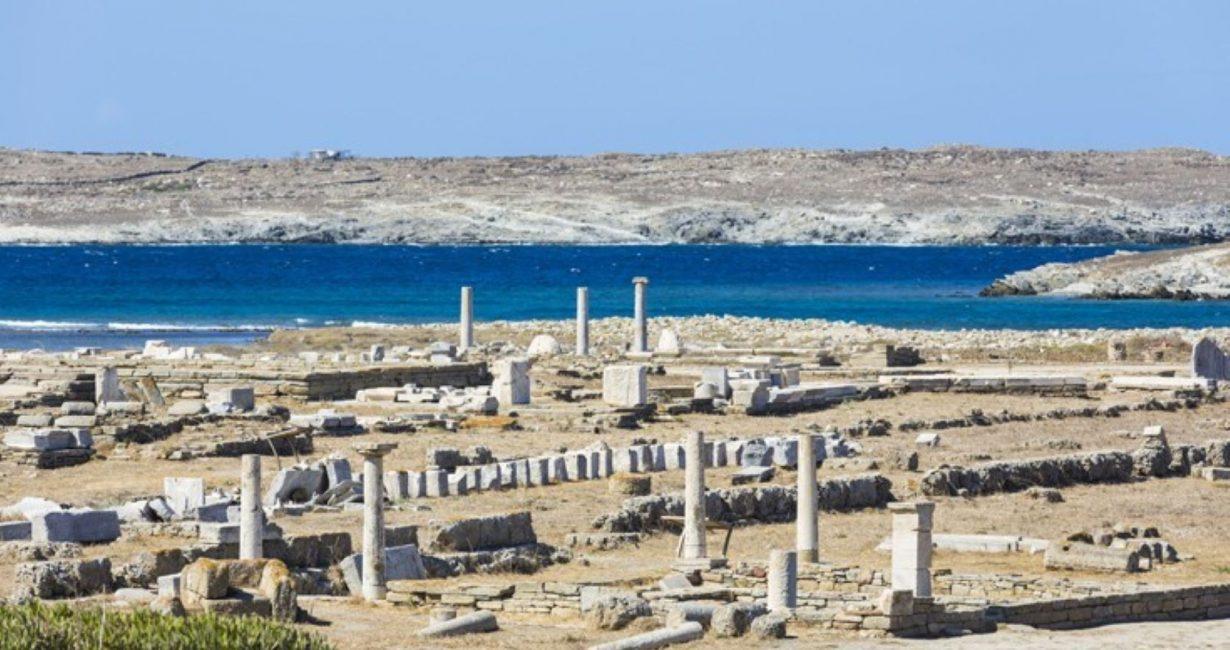 Δήλος: Ίδρυση νέων υποδομών για την ανάδειξη του αρχαιολογικού χώρου