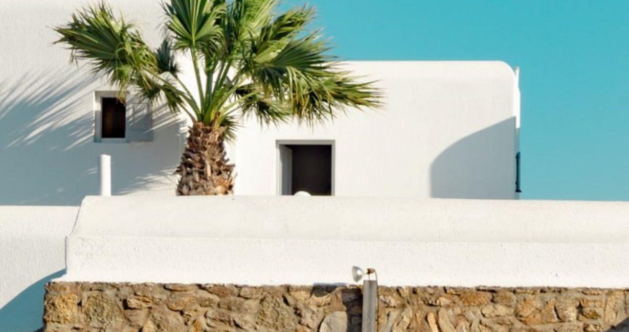 Νέο πολυτελές ξενοδοχείο ετοιμάζεται στην Ελιά της Μυκόνου