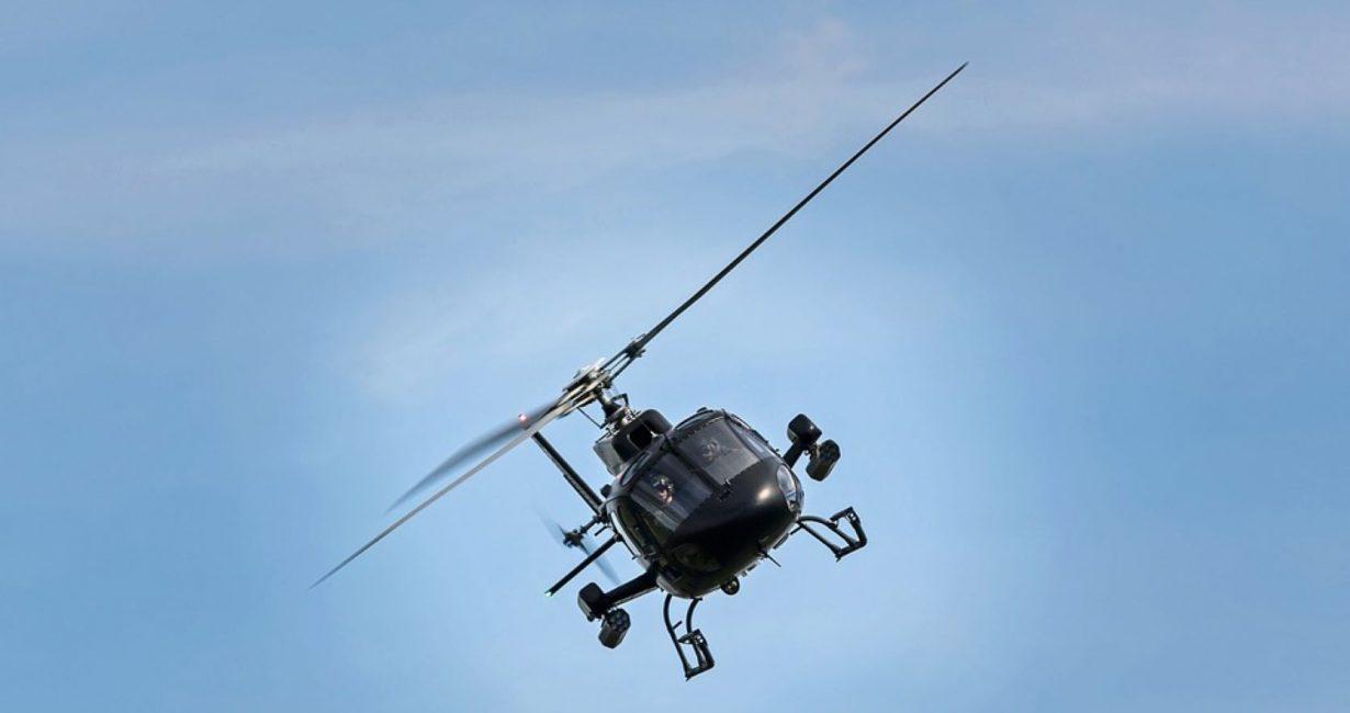 Αυτοψία από κλιμάκιο της ΥΠΑ για την προσγείωση του ελικοπτέρου στον Πάνορμο