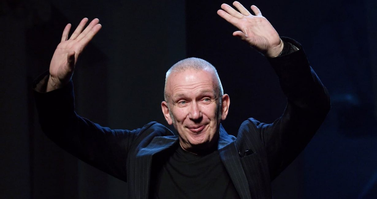 O Jean Paul Gaultier για μια ακόμα χρονιά επισκέπτεται τη Μύκονο
