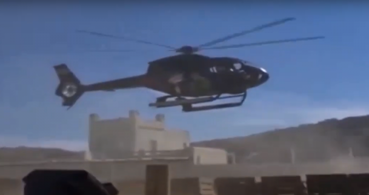 Απαγόρευση πτήσεων για ελικόπτερα ανακοίνωσε η ΥΠΑ περιορίζοντας τις κινήσεις των Vip τουριστών