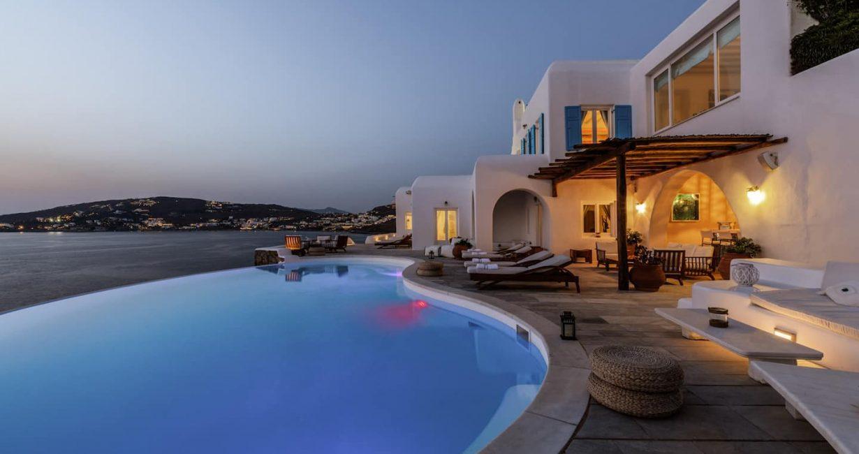 Τα πιο ακριβά Airbnb στην Ελλάδα