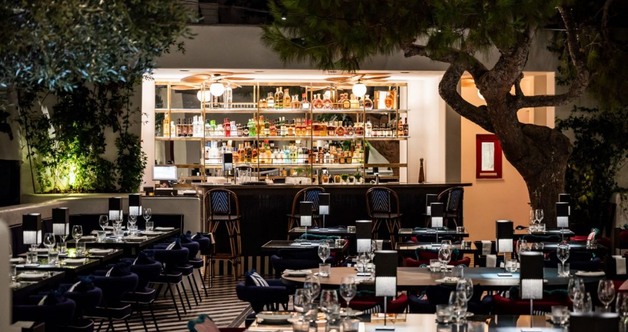 Ceresio7: Άνοιξε το νέο εστιατόριο του Dean και Dan Caten στη Μύκονο
