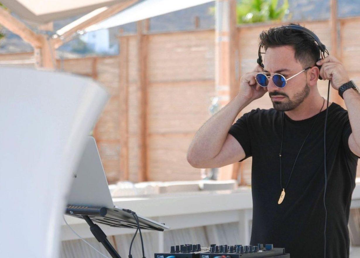 CJ Exclu: Ένας Θεσσαλονικιός DJ που έγινε μόνιμος κάτοικος Μυκόνου