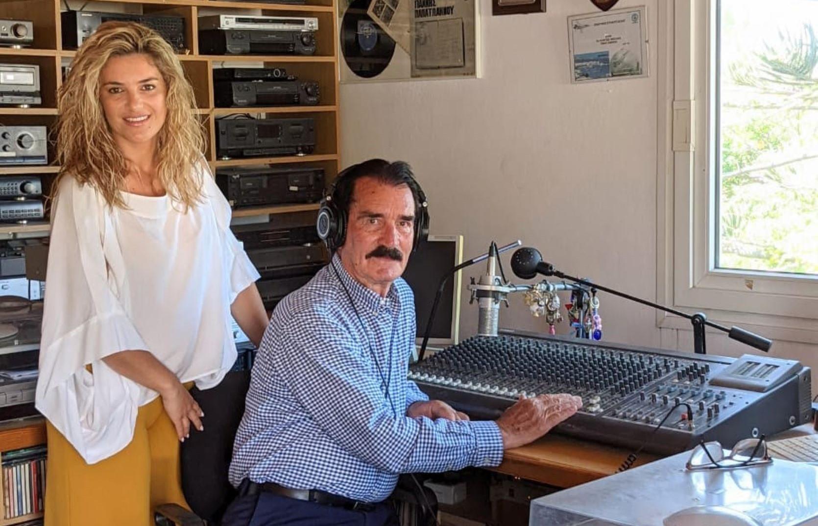 Φήμη Κοντιζά: «Το ραδιόφωνο είναι το σπίτι μου»