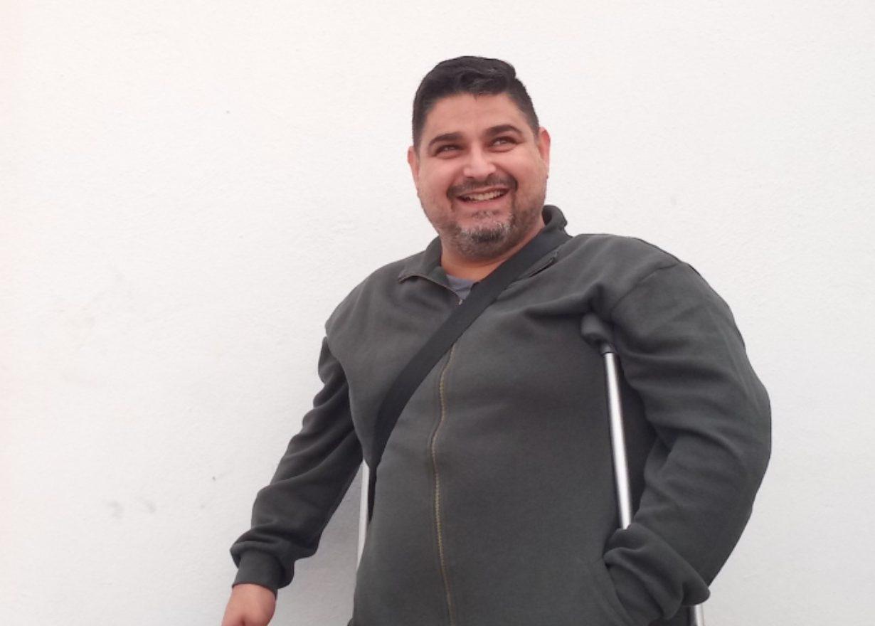 Γιώργος Καφεντζής: Ένας ήρωας ΑμεΑ και η πρωτοβουλία που συγκίνησε τους Μυκονιάντες