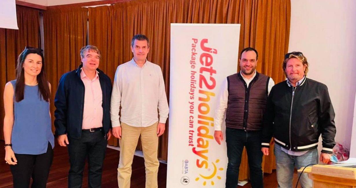 Η εταιρεία Jet2 δείχνει την εμπιστοσύνη της στις προοπτικές του τουρισμού στη Μύκονο