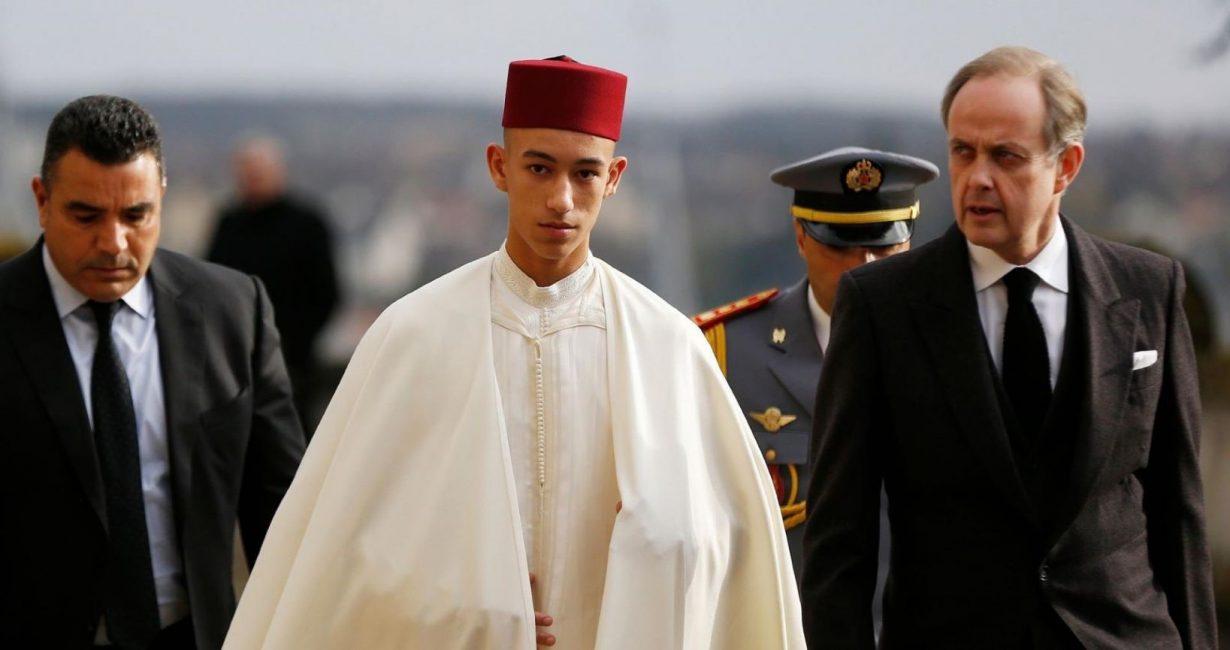 Μουλάι Χασάν: Ποιος είναι ο 18χρονος πρίγκιπας του Μαρόκου που βρέθηκε στη Μύκονο για διακοπές
