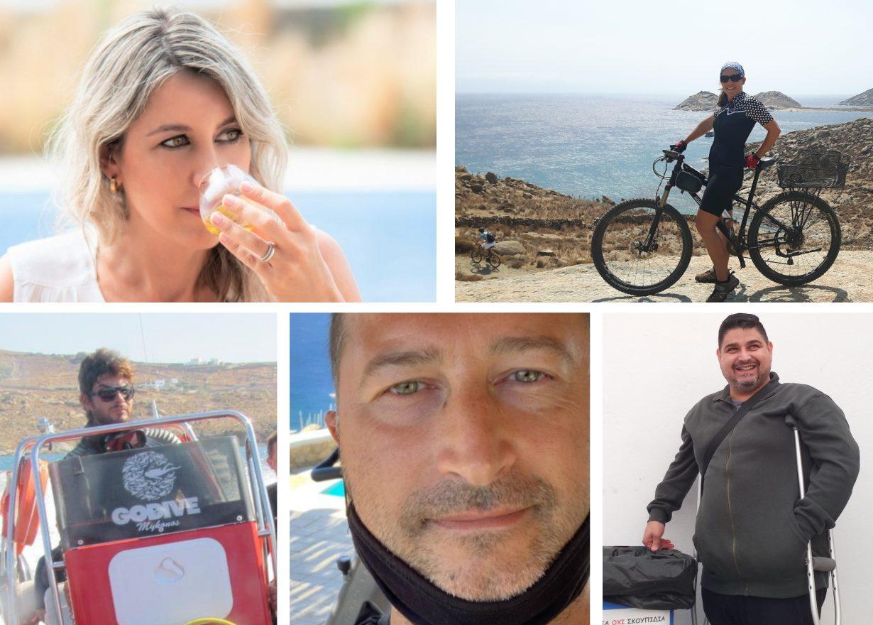 Μυκονιάτες και επιχειρηματίες μιλούν στο Mykonos Post για το lockdown στο νησί