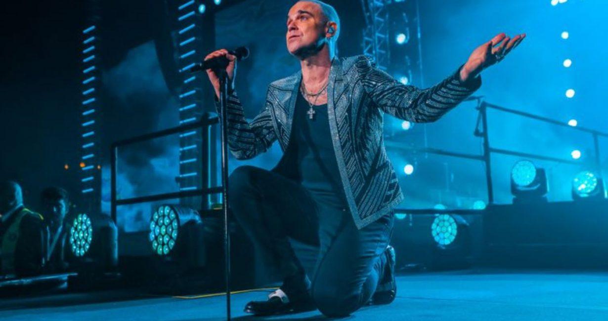 Robbie Williams: Στη Μύκονο ο απόλυτος ποπ σταρ
