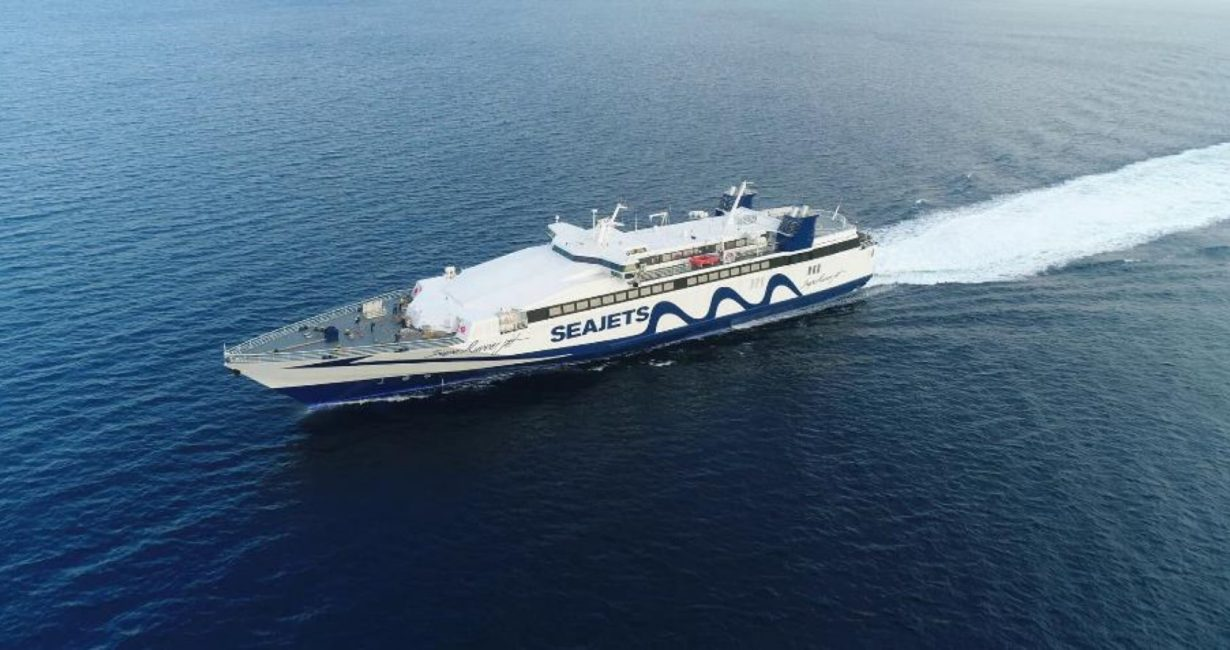 Σημαντική παράταση δρομολογίων της ναυτιλιακής εταιρείας SEAJETS